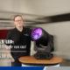 Daniel Frigger von cast präsentiert den Vari-Lite VL5 LED.