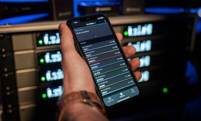 Die Smart Assist App führt die Anwender durch die Einrichtung ihres kabellosen Mikrofonsystems. © Sennheiser