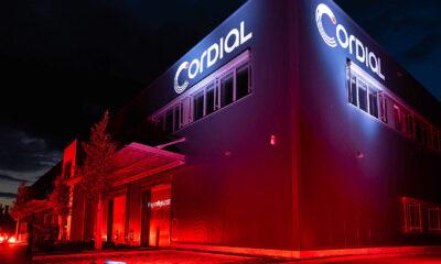 Cordial bei der Night of Light 2020