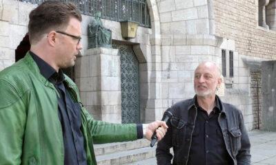 Ein Klick startet das Video mit Statements von Dany Rau, seinem Anwalt Michael Augustin und Marcus Pohl von der ISDV.