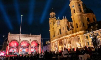 Klassik am Odeonsplatz – seit 20 Jahren ein Highlight im Münchner Kultursommer.