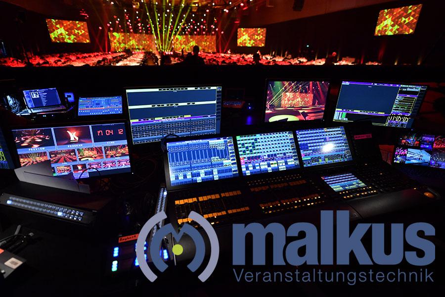 malkus Veranstaltungstechnik hat diverse Stellen zu besetzen.