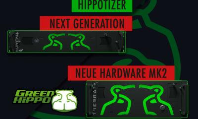Die Hippotizer V4+ MK2-Serie ist ab sofort in Deutschland bei cast erhältlich.